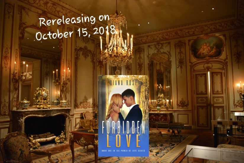 FIVE DAYS UNTIL Book 1: Forbidden Love is Rereleased
